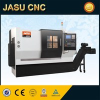 JASU L-4050 CNC Horizontal turning lathe machine with 8 inch chuck