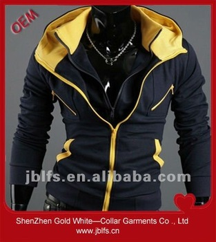 Customized high quality fashion hoodies