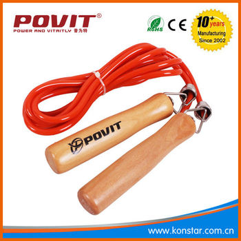 Promotional nicely sports style kids jumping rope
