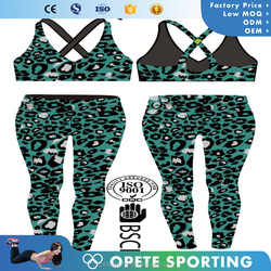 (Trade Assurance)yoga wear supplier wholesale prefessional factory sports fitness leggings