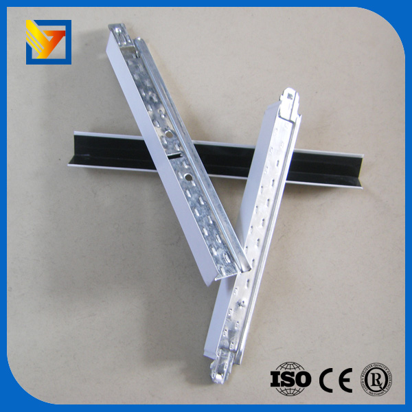 ceiling grid accessories galvanized steel ceiling t bars/keel