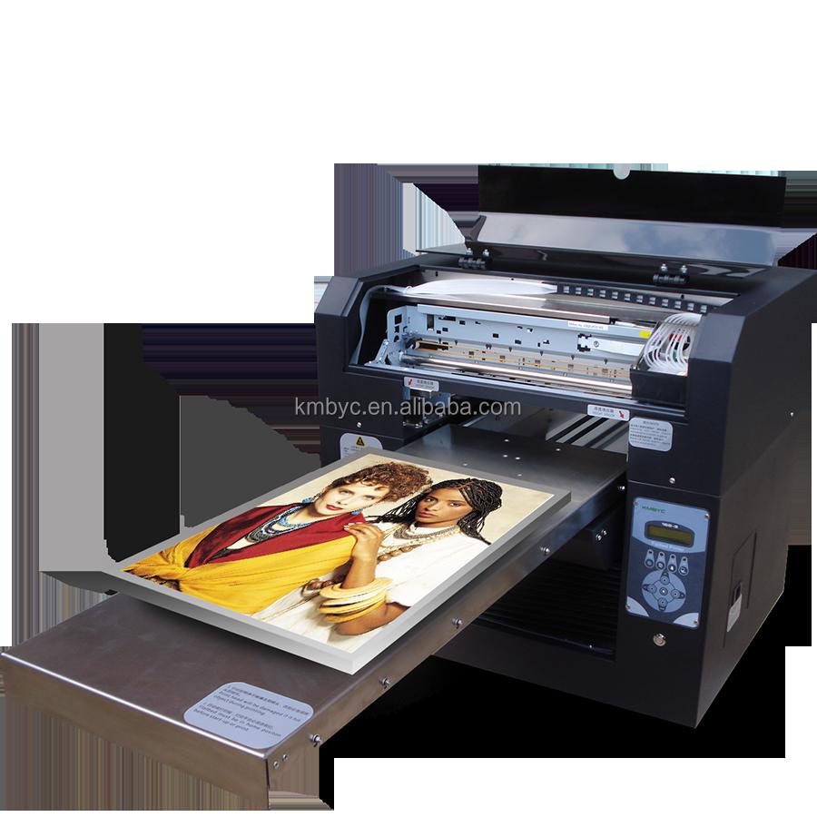 Digital Uv Printing Machine Price A2 New Design Flatbed Uv