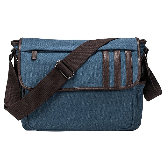 Wholesale good quality fancy best selling design your own messenger bag
