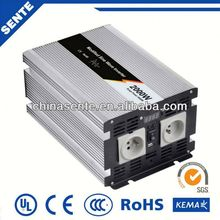 2000w Modified sine wave solar power solar swimming pool pump inverter 12v 220v with CE & RoHS