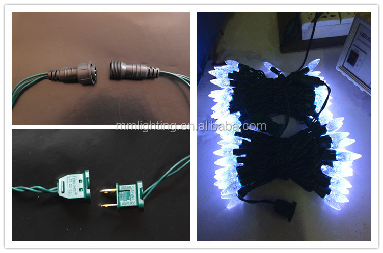 CUL led christmas light C6 C7 C9 led christmas string lights