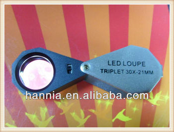 10 Led magnifier