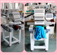 TOP quality factory price embroidery machine digital single head embroidery machine