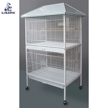 Wholesale Large Iron Material Bird Houses Cage
