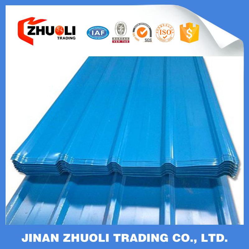 Roofing Tile Wall Panels /Galvanized Waved Metal Sheet
