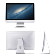 New arrived All In One PC i3 CPU touch screen sliver laptop computer 120GB SSD 18.5 inch factory supplies OEM