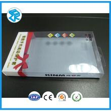 Thermoformed Clamshell Blister Packaging For Charger Hot Sealed Plastic
