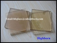 Clear Ceramic Glass Sheet For Fireproof Door