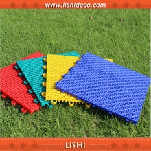 Cheap Plastic Interlocking Floor Tiles/Basketball Court Floor