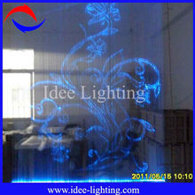 2013 new beautiful modern LED fiber optic art lighting for home/coffee house decoration