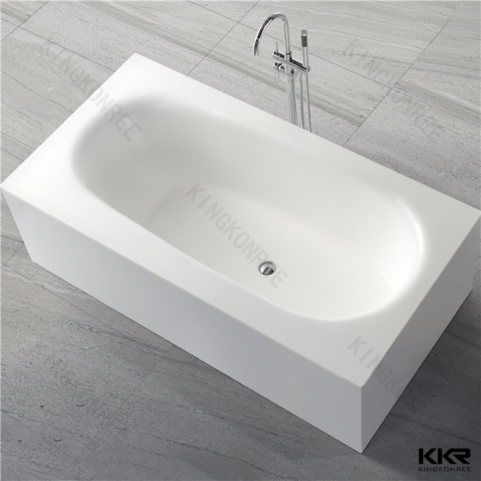 artificial stone custom bathtubs sizes