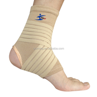 high quality colored elastic ankle support