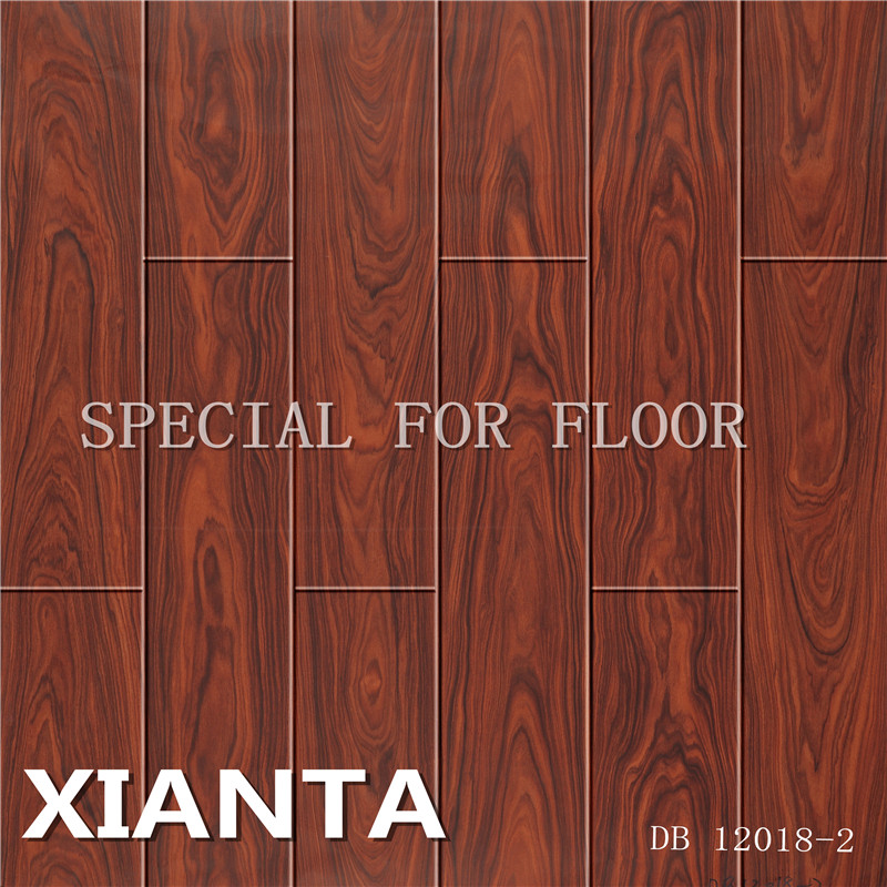 special color for floor laminated paper from china supplier