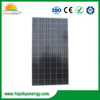 Tier 1 Manufacturter supply stock 300W Commercial A grade Poly solar Panel