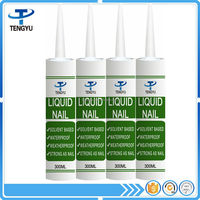 Waterproof bond nail glue nail free adhesive