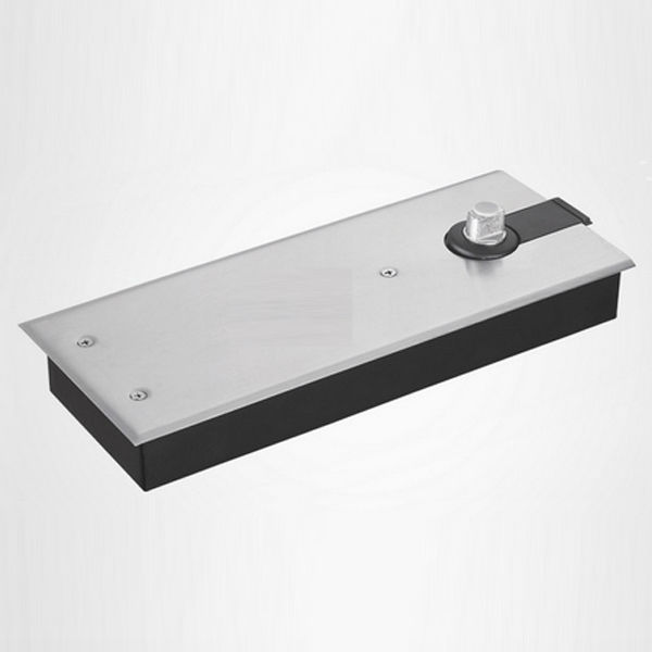 Hydraulic glass door double action floor hinge/ floor spring/ door closer/floor machine for JM-84