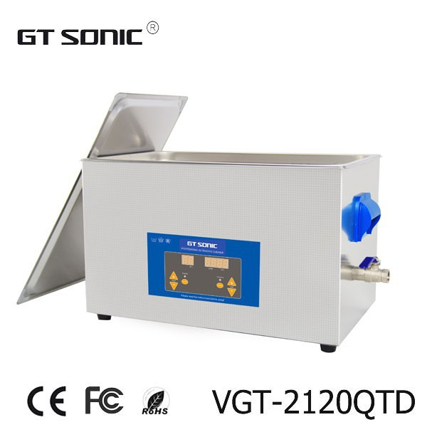 VGT-2120QTD 20l ultrasonic auto car parts wash machine