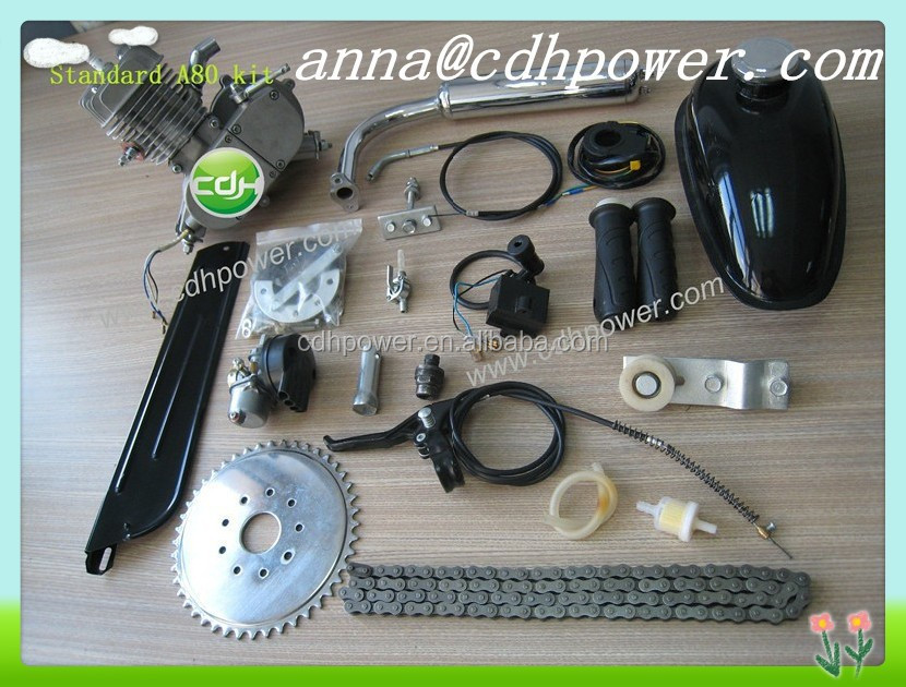 mini bike engine 70cc/80cc bicycle engine kit/ honda motorcycle engine