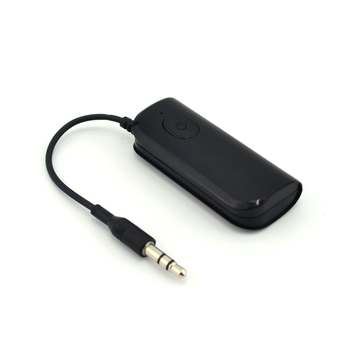 Bluetooth audio dongle for 3.5 jack, portable TV bluetooth transmitter with APTX-Low Latency-BTT028