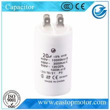 CBB60-B air conditioner capacitor for single phase motor with CE Certification