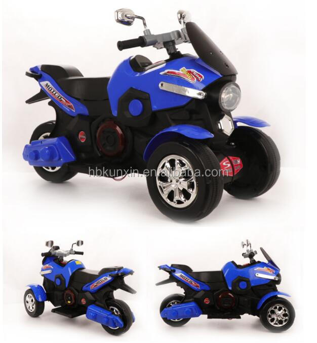 Baby ride on toy motorcycle, small toy electric motorcycles for kids