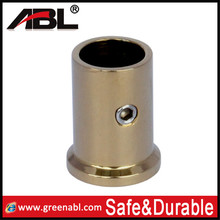 Stainless steel pipe end cap for difference size pipe
