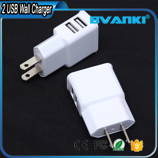 Quick Charge Smart Fast Mobile Phone Charging 2 Amp Mobile Charger For Samsung For Xiaomi For LG Wall Charger