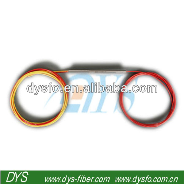 Fiber Optic Fused Biconical Taper WDM