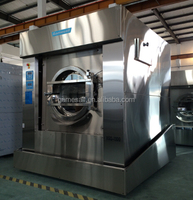 100kg industrial washing machine, laundry equipment with suspension system