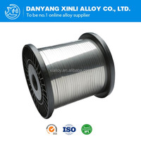 Resistance round wire ni200 nickel wire prices