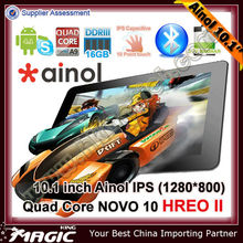 New arrival ainol android digital pen tablet pc with wifi