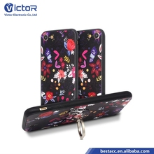 China Wholesale TPU 3D Priting Mobile Phone Case with Embossed Design for iPhone 7