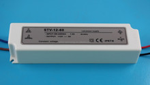 High quality 12v 5a 60watt led driver, led power supply with ce&rohs certified 18 months warranty