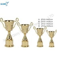 High Quality Hot Sell Metal Trophy Cup Parts With Champion