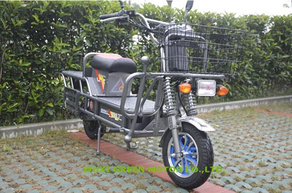 classic electric motorcycle for cargo battery scooter