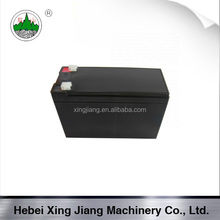hot sale 12V 7AH storage battery for various use