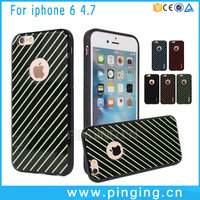 Top Selling Products in Alibaba Mobile Accessories Thickened Ramp TPU For iPhone 6S Cover 2016