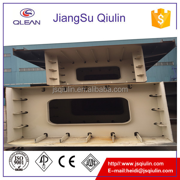 Heavy Steel Structure Project for Air Liquid Box