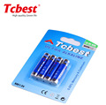 popular supermarket dry alkaline battery/retail sales packaging/2or4pcs/card