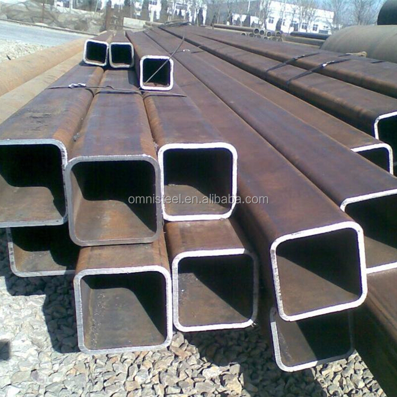 1mm seamless steel pipe tube 2015 hot new galvanized square steel pipe and tube