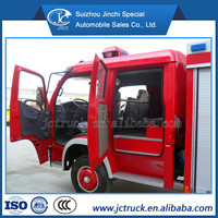 Dongfeng Small 4t foam fire truck in China sale