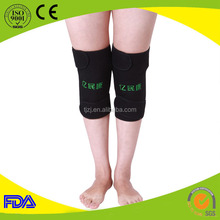 Winter warm tourmaline elder health care far infrared supports for knees