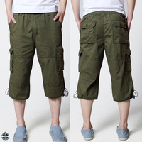 T MS010 Customized Six Pockets Trousers
