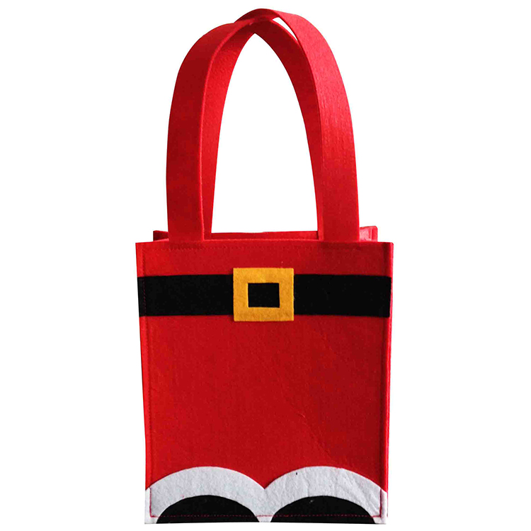 Wholesale Christmas Theme Shampoo Wine Bag