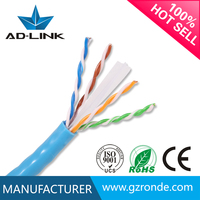 Factory direct sale utp cat6 Network cable