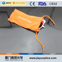 High quality sunglasses microfiber pouch